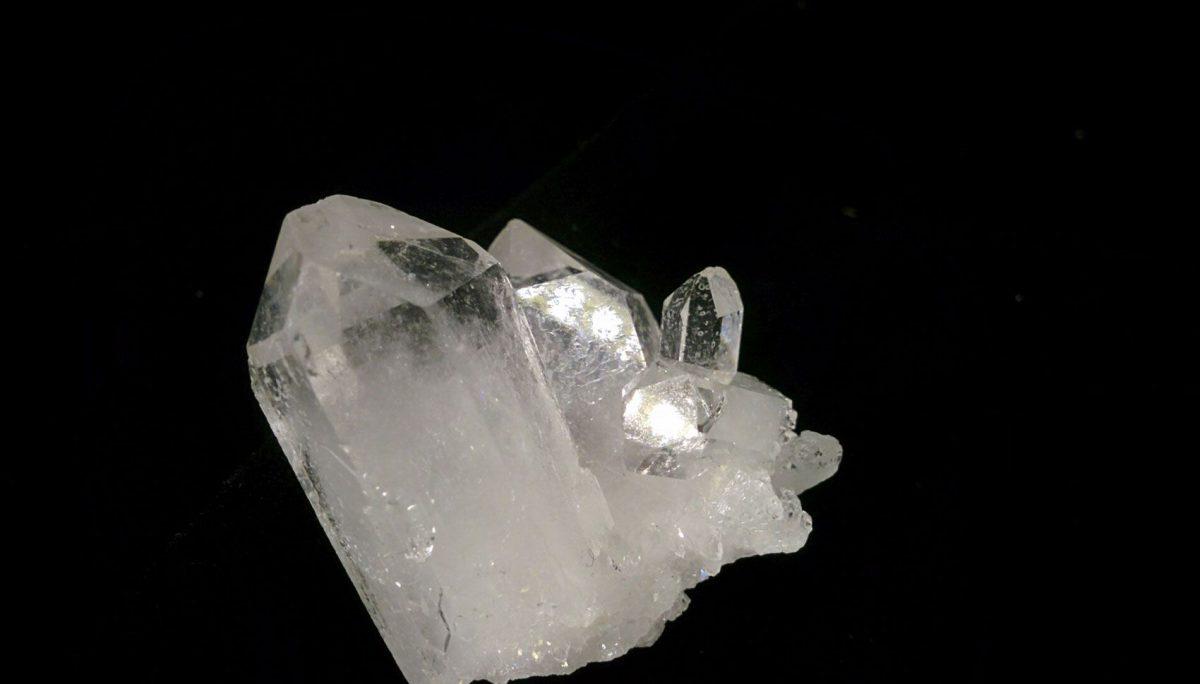Cuarzo cristal de roca de Brasil